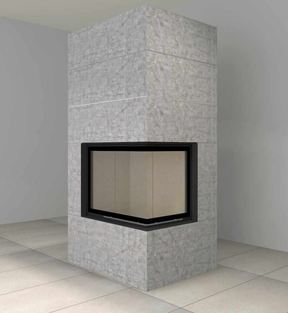 brunner systemkamin bsk 02 kessel mit montage. Black Bedroom Furniture Sets. Home Design Ideas