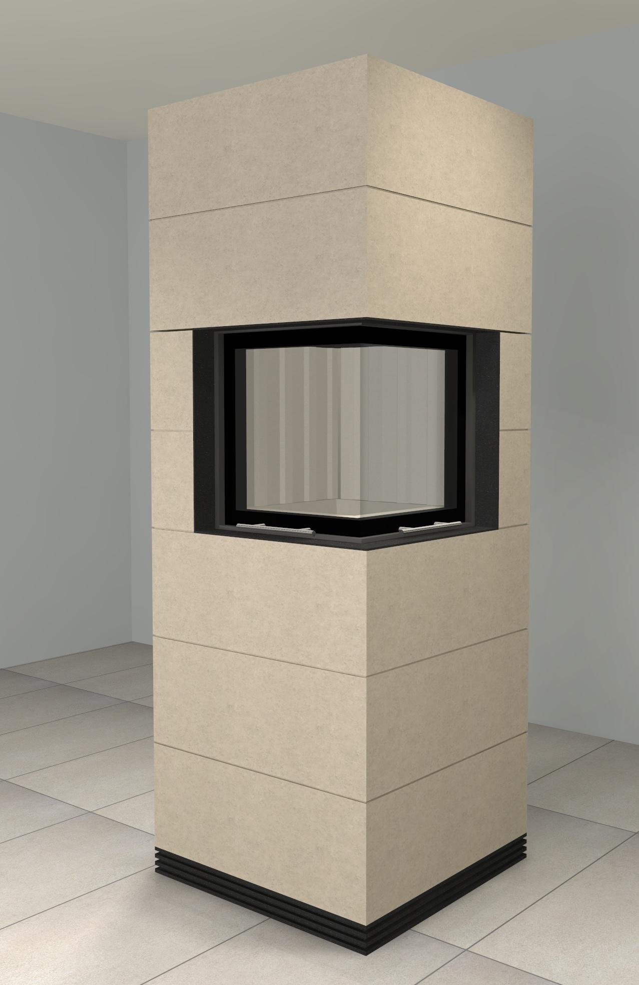 spartherm sim 3 2 mini 2lrh 4s mit montage. Black Bedroom Furniture Sets. Home Design Ideas