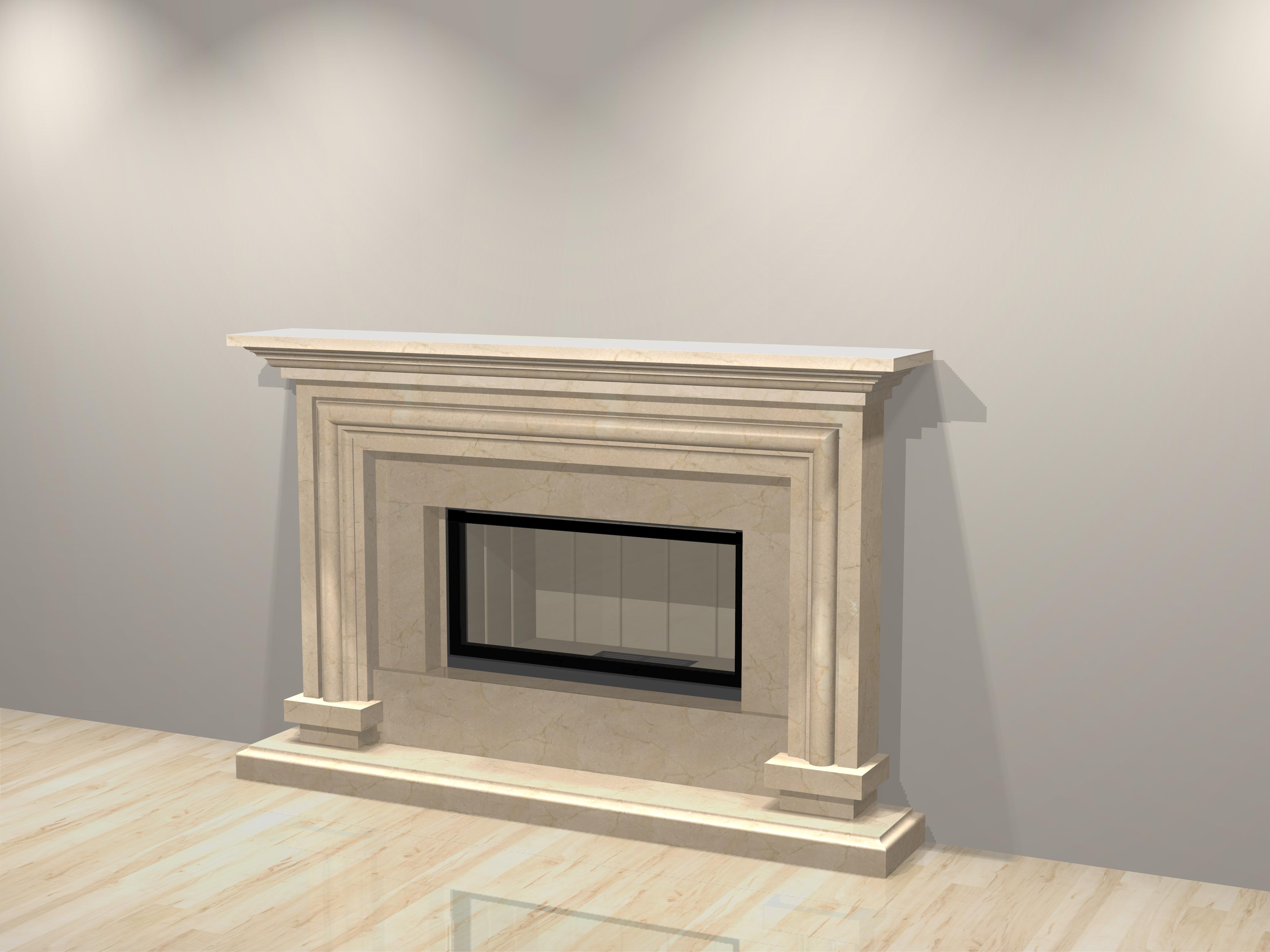 gaskamin portal c13 3 mit montage. Black Bedroom Furniture Sets. Home Design Ideas