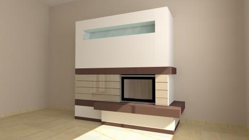 Moderne Kamine