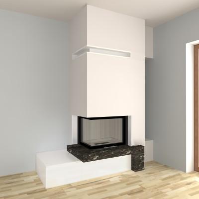 eckige kamine seite 6. Black Bedroom Furniture Sets. Home Design Ideas