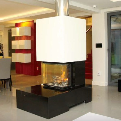 ungew hnliche kamine. Black Bedroom Furniture Sets. Home Design Ideas