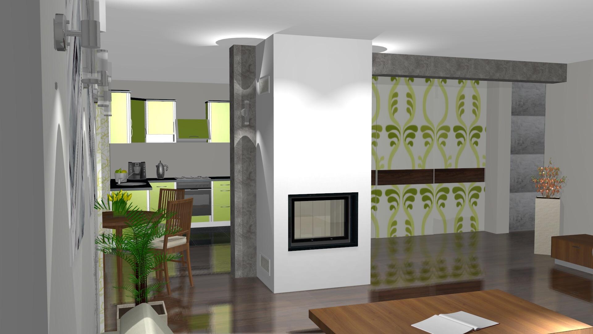 moderner kamin zp1 mit montage. Black Bedroom Furniture Sets. Home Design Ideas