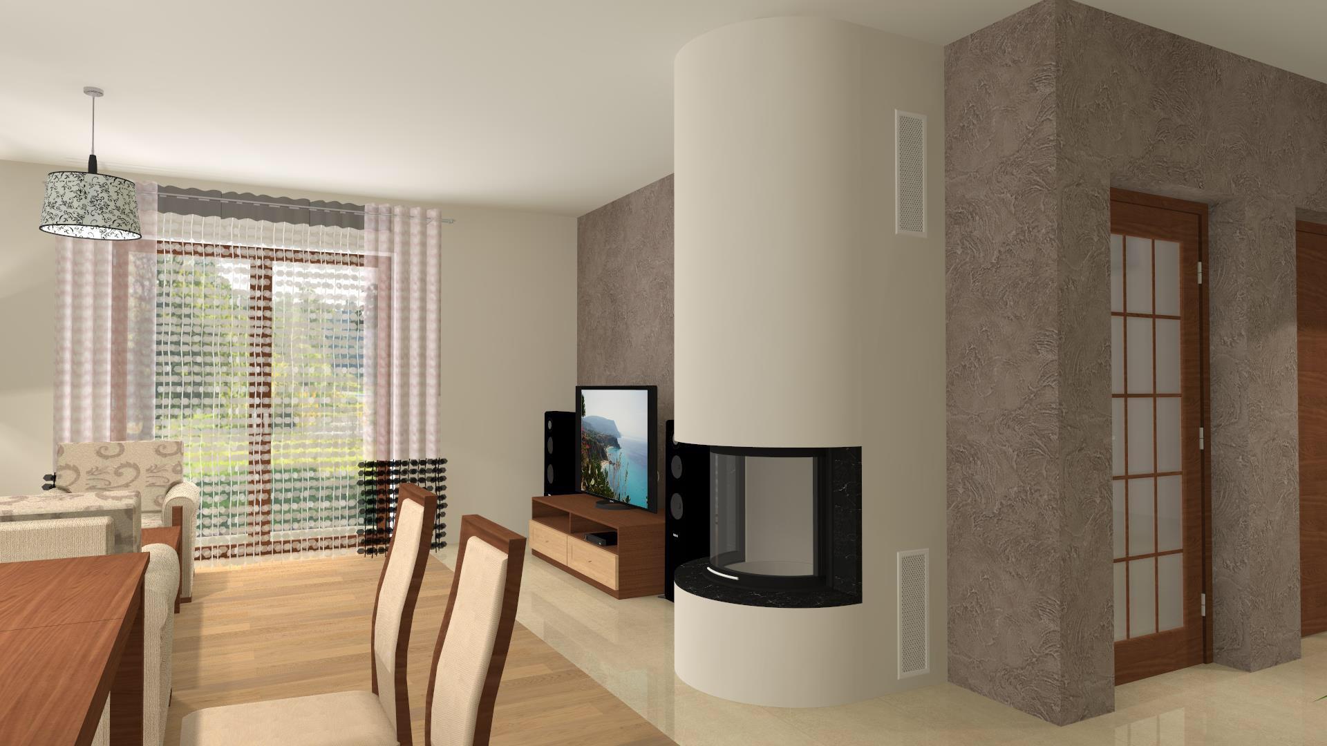 runder moderner kamin zp13 mit schmid mit montage www. Black Bedroom Furniture Sets. Home Design Ideas